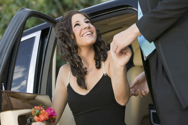 prom chauffeur and limousine service