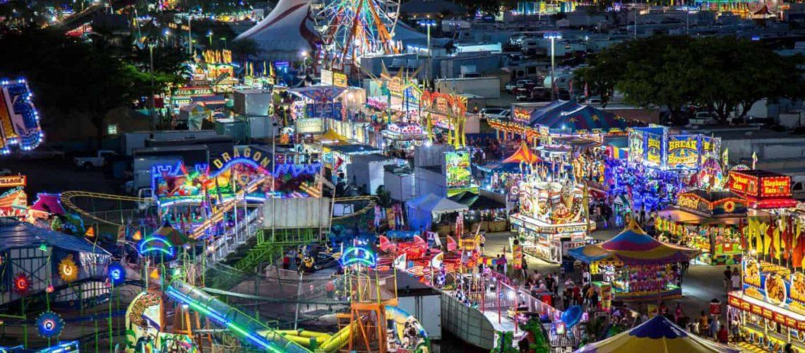 Private Transfer to the Miami Dade County Fair